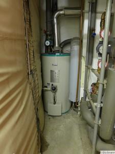 R2D2 sorgt endlich für warmes Wasser