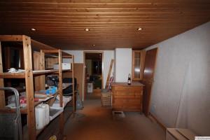 ... und das Wohnzimmer wird leerer